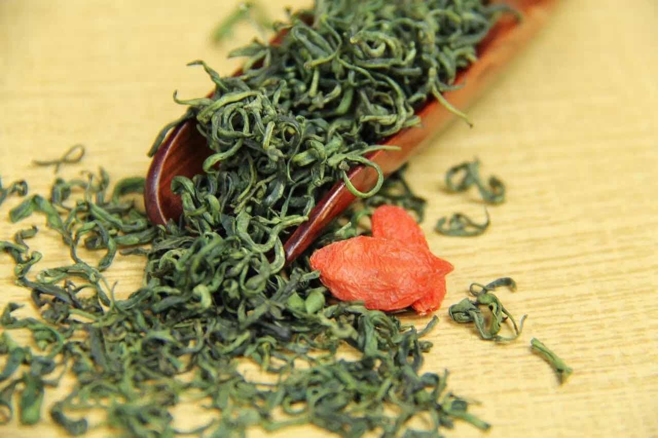 Ningxia Wolfberry Flower Tea