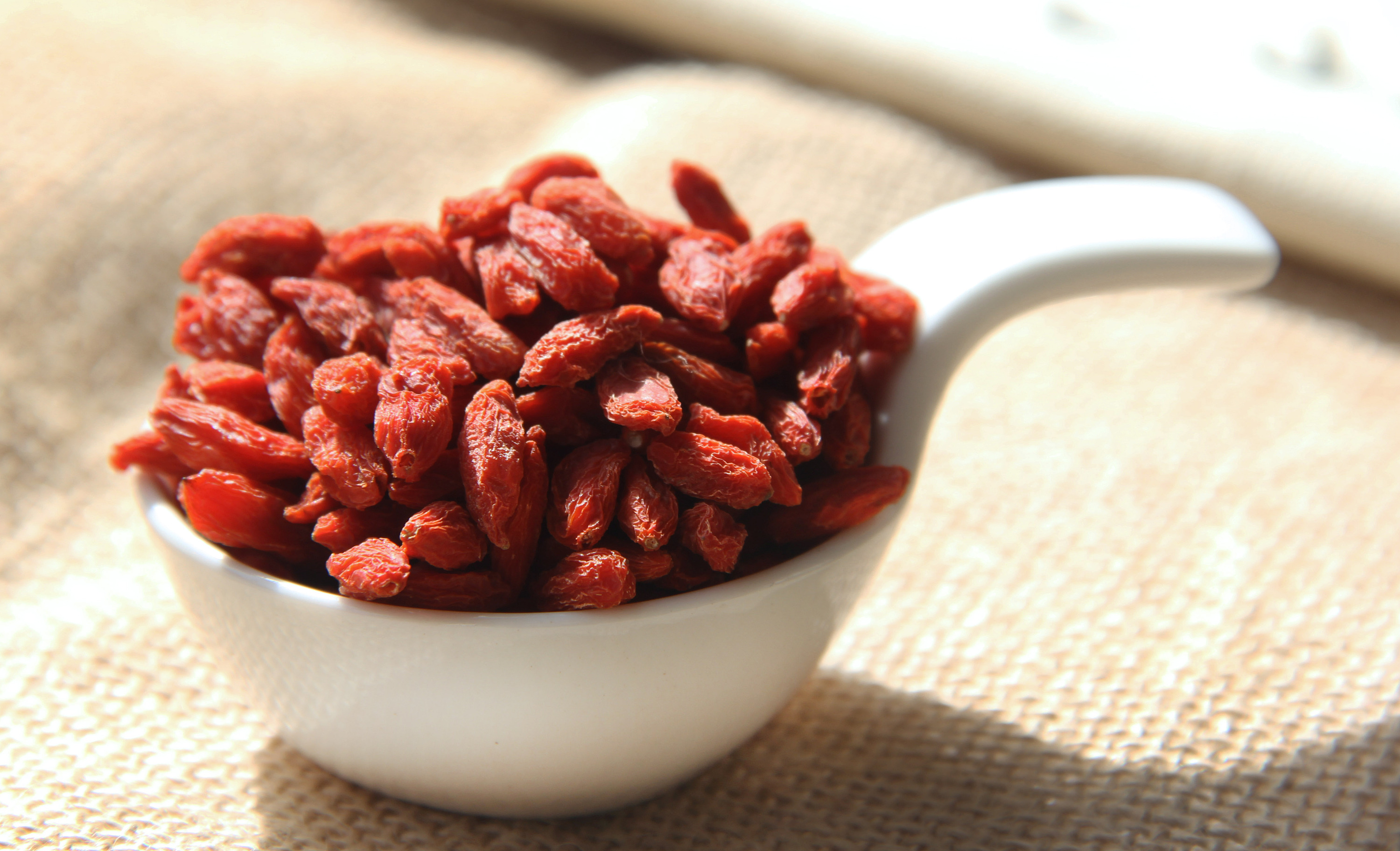 High Quality Goji Berry From Ningxia